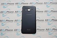 Задняя панель корпуса Samsung J310 Galaxy J3 (2016) Черная