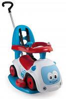 Автомобиль-каталка 4 в 1 Smoby Maestro Balade Blue