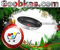 Сковорода TEFAL DUETTO 28 CM INOX A7040684