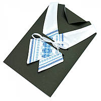 Вишитий крос-краватка «Бела»