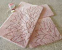 Набор из 3 ковриков в ванную комнату Alessia Турция