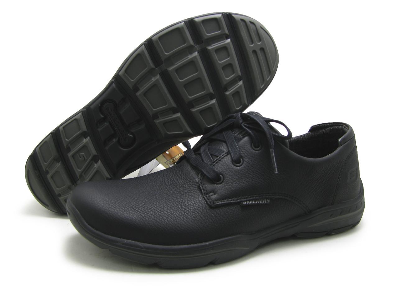 Туфли спортивные Skechers 64856 BBK Men's Harper - Epstein