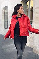 Зимняя куртка женская ALISA цвет Красный