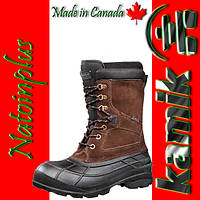 Мужские зимние ботинки Kamik Nationplus-Wide Width
