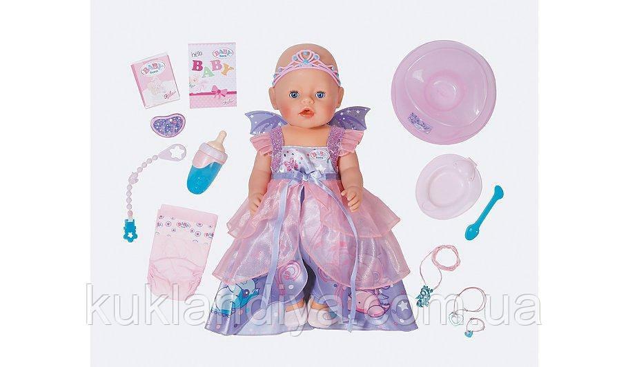 Интерактивная Кукла Фея Baby Born Zapf Creation