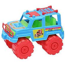 """Автомобіль пластмасова Kinder way """"Позашляховик"""" 05-501"""