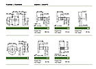 Двонаправлені гідромотори Marzocchi ALM 1A / Bi-directional ALM1A motors, фото 4