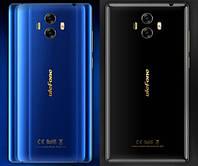 Смартфон Ulefone Mix 4/64gb Blue Mediatek MT6750T 3300 мАч, фото 7
