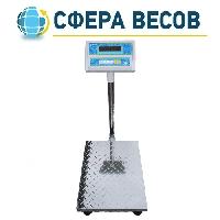 Весы товарные со стойкой Вагар VB-W (150 кг - 400x500)
