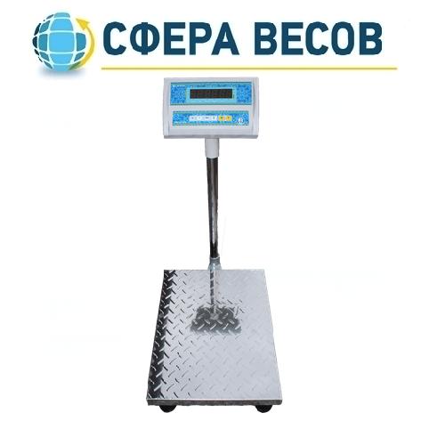 Весы товарные со стойкой Вагар VB-W (150 кг - 400x500), фото 2