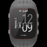 Спортивний годинник-пульсометр Polar M430 Gray