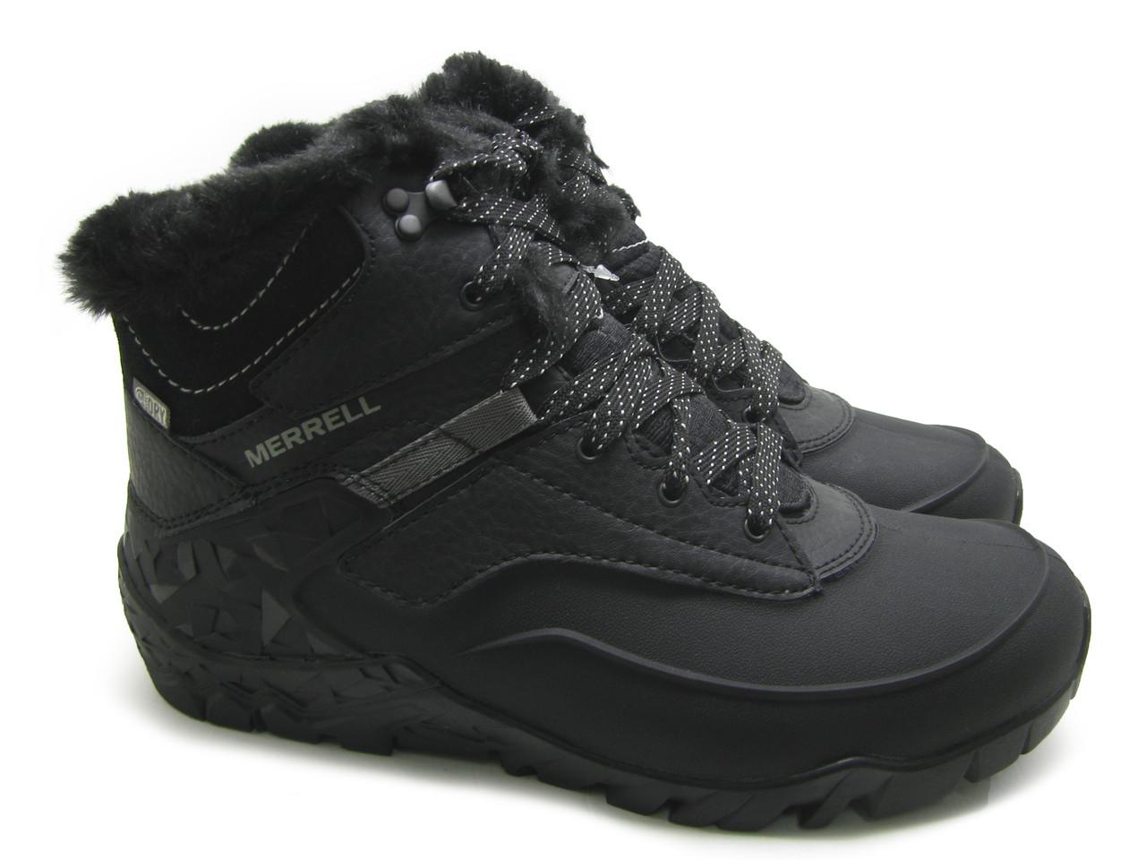 Ботинки женские Merrell  AURORA 6 ICE + WTPF