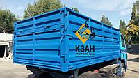 """Переоборудование тягачей импортного производства с типом кузова """"зерновоз"""""""