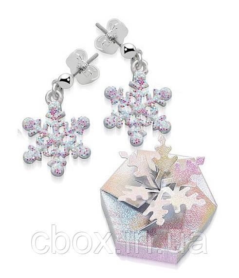 """Сережки """"Зимовий каприз"""", Avon, Ейвон, Earrings, 38760"""