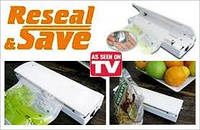 Машина для запаивания Reseal Save (Ресиал Сейв)