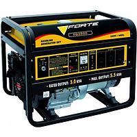 Прокат бензинового генератора генератора Forte FG3500 (2,5 квт)