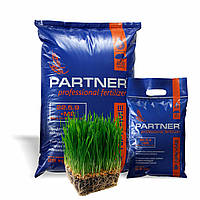 Для газона и хвойных NPK 22.5.9+S+ME+MgO - комплексное удобрение, PARTNER STANDART 25 кг