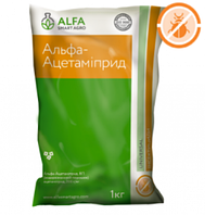 Альфа-Ацетамиприд, з.п. — инсектицид, Alfa Smart Agro 1 000 грамм