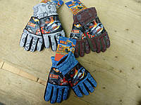 Перчатки для мальчика Disney. Размеры 3-4,5-6,7-8лет