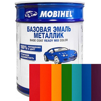 Авто краска (автоэмаль) Мобихел.