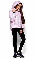 Коротка зимова рожева куртка Anglia