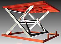 Гидравлическая подъемная платформа