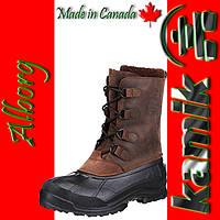 Зимние мужские ботинки Kamik Alborg до -50С