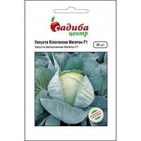 МЕГАТОН F1 / MEGATON F1 — капуста белокочанная, Bejo (Садыба Центр) 20 семян