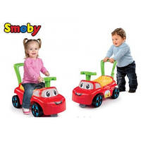 Автомобиль-каталка 2 в 1 Smoby Ride On