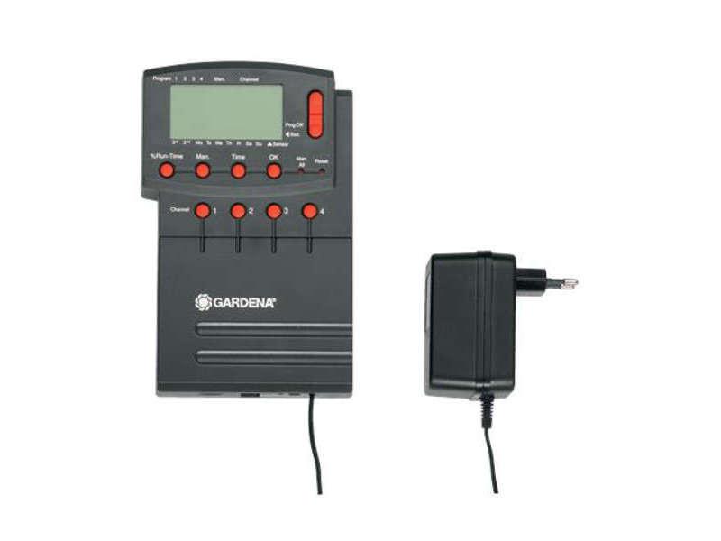 Модульный оросительный контроллер GARDENA 1276-27