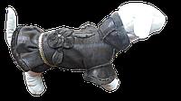 Осенне-зимняя дубленка для собаки