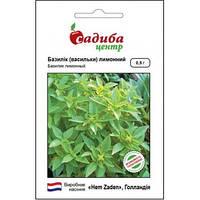ЛИМОННЫЙ / LIMONNYI  – базилик зеленый, Hem Zaden (Садыба Центр) 0,5 грамм