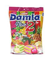 """Жевательная конфета """"Damla"""" двухцветная 1кг"""