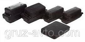 Комплект подушек передней рессоры ГАЗ-53, (5шт)