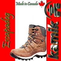 Зимние женские кожаные ботинки Kamik Escapadeg (Gore-Tex)