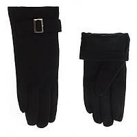 Перчатки женские кожаные 16 BJQ ПММ шер
