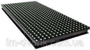LED дисплей P10WO 16X32 модуль БЕЛЫЙ IP65 (SMD) наружного применения