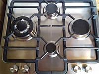 Нержавеющая поверхность газ, полированная сталь Elegant GHS 613 S, фото 1
