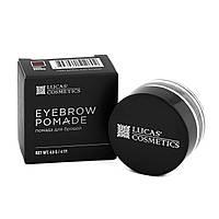 Eyebrow Pomade помада для бровей 4г Темно-коричневый
