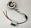 Светодиодный светильник декоративный HL666L 3W м.хром. желтый, синий, зеленый, красный Код.56372