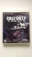 Видео игра Call of Duty Ghost (PS3) pyc.