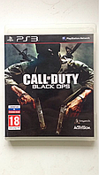 Видео игра Call of Duty: Black Ops (PS3) рус