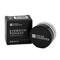 Eyebrow Pomade помада для бровей 4г Серо-коричневый