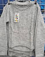 Кофта вязка для девочки 10-15 лет (Aslan 885)