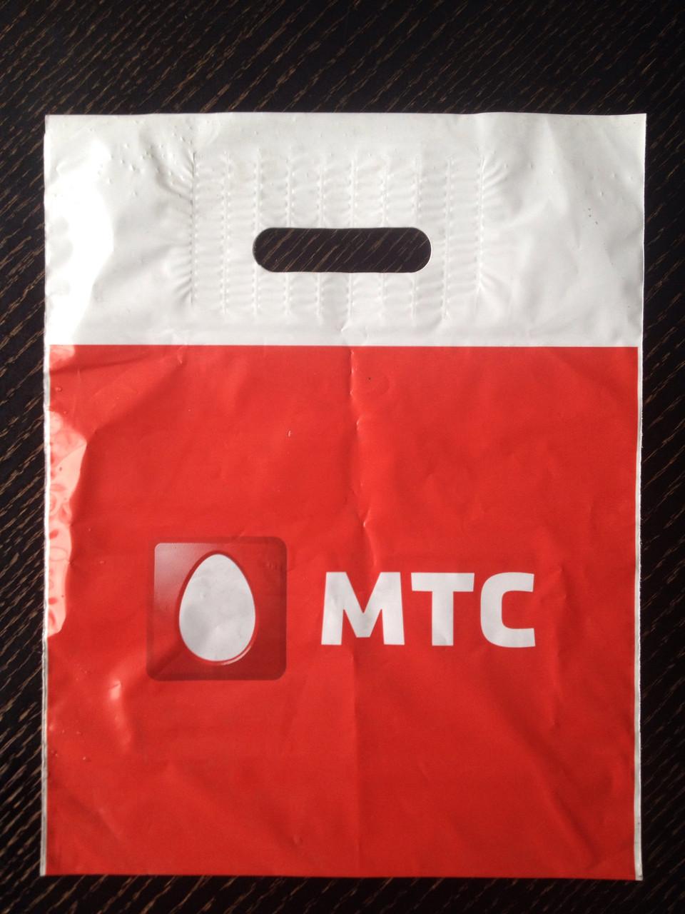 Пакет полиэтиленовый МТС