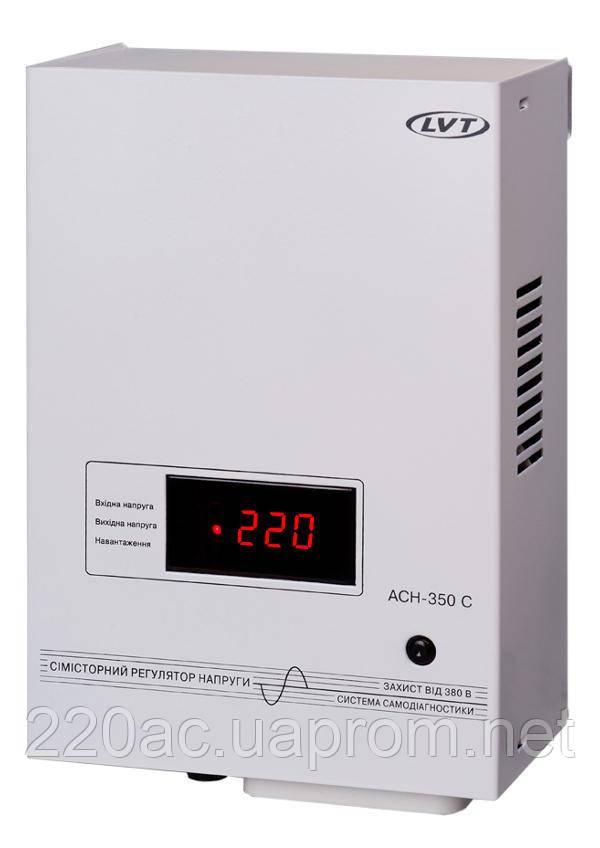 Стабилизатор напряжения для холодильника LVT АСН-350 С