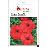 Петуния Марика F1 Красная, Cerny (Садыба Центр), 10 гранул