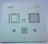 BGA трафарет Qualcomm Snapdragon 805 APQ8084 1EB 1EA 1AB 1AA 1VV