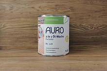 Даммарное масло (штандоль) з карнаубський віск для підлоги №128, 2 in 1 Ol-Wachs, 750 ml., AURO