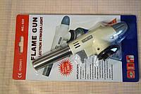 Газовая горелка Flame Gun-920 с пьезорозжигом